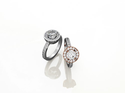 Engagement & Gemstone Rings