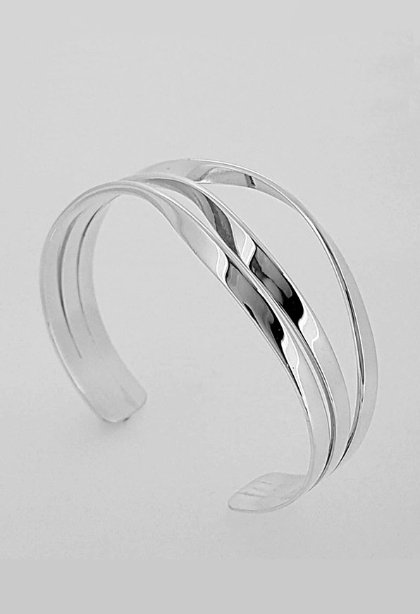 Bangle Banner Silver Site